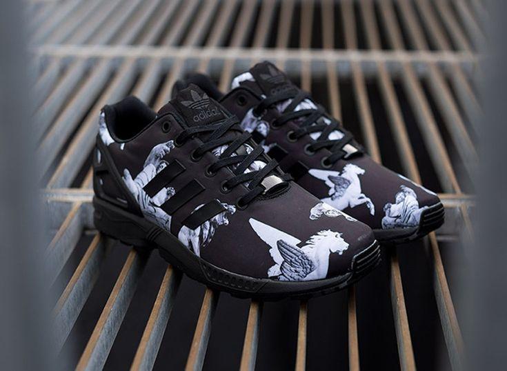 adidas zx flux unicorn