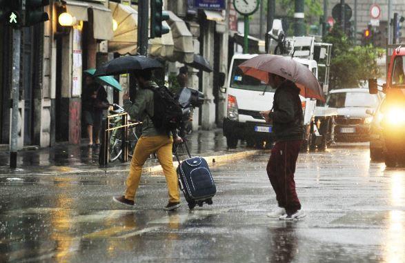 Già dalla serata del 29 agosto temporali in diverse zone del nord Italia. Ed è…