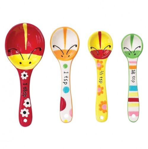 Ladybug Garden Measuring Spoons