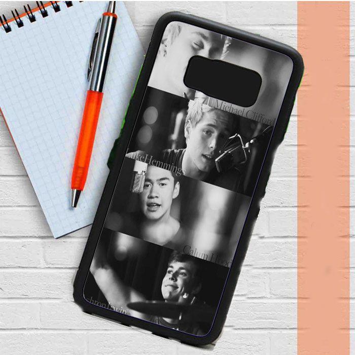Luke Hemming 5 Sos Samsung Galaxy S8 Plus Case Dewantary