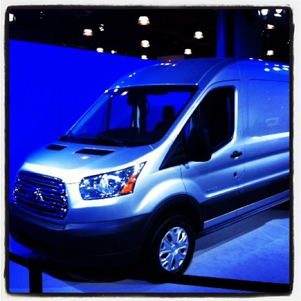 @Chatterworks ♡❤ #Cars ❥ Check out the all new 2014 @Ford  Transit looking good at #NYIAS ! #ford #fordnyias  … via @FordAutoShows Photo by fordautoshows