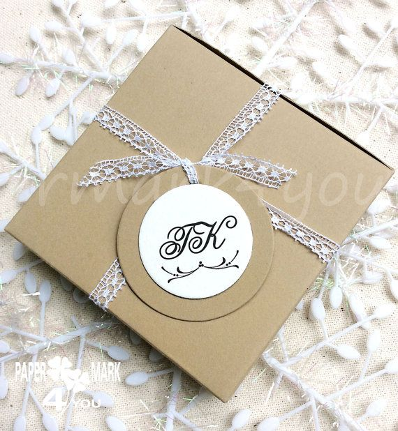 50 Circle Personalized Tag_Personalisert Hänger_ by PaperMark4You