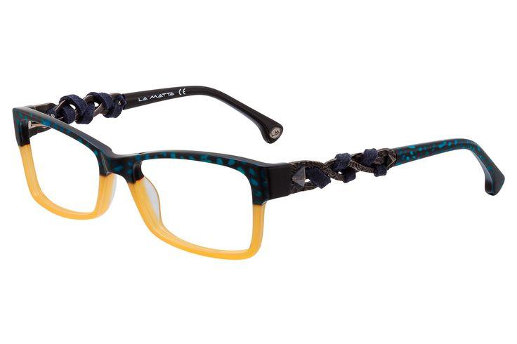 La Matta Eyewear by Area98 - Mod. LM3183 #eyewear #glasses #frame #women #style #accessories #fashion
