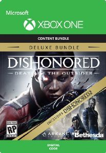 Dishonored Death of the Outsider Digital Deluxe - Xbox One [Digital Download]