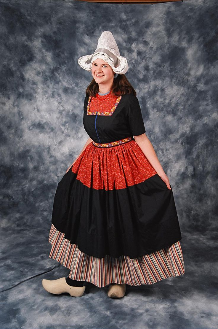 netherlands traditional clothing europe culture