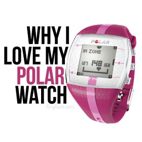 Livy Love: Why I Love my Polar Watch