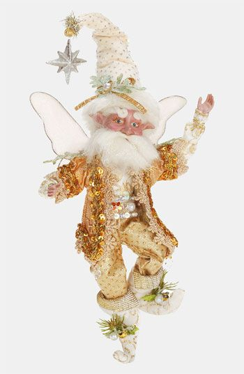 Mark Roberts 'Let There Be Peace on Earth Fairy' Figurine (Limited Edition available at #Nordstrom