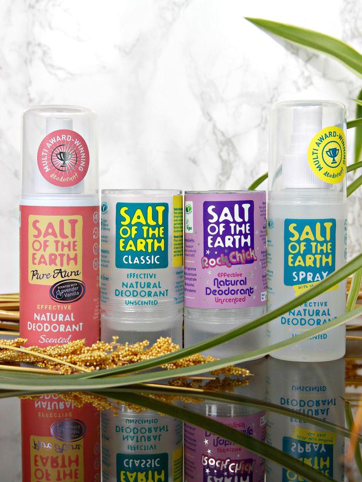 Dit artikel bevat een review over de deodorant van Salt of the Earth. Een awardwinnend product en wat mij betreft de beste deodorant ooit. Uiteraard dierproefvrij en vegan.