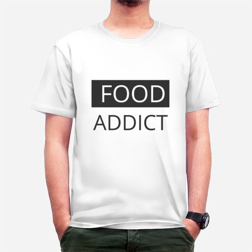 Food Addict dari Tees.co.id oleh SweetLemonade