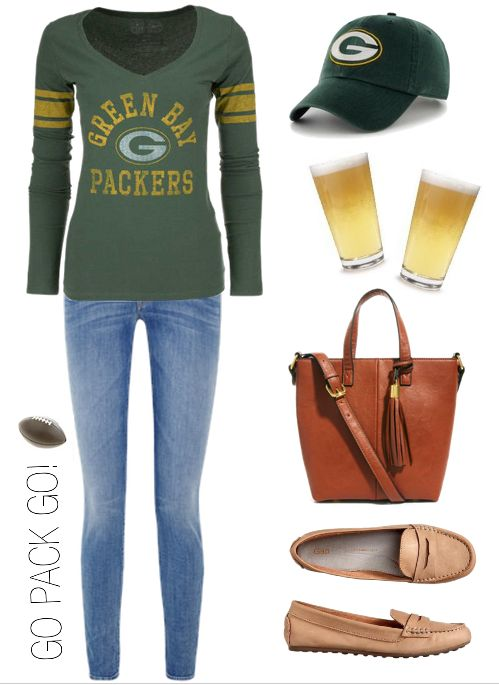 PACKERS gameday gear!