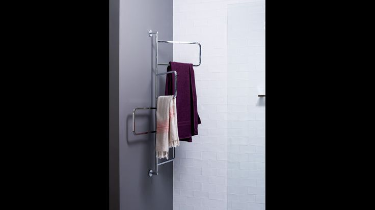 A Milli Axon Swivel Towel Rail puts everything within easy reach!