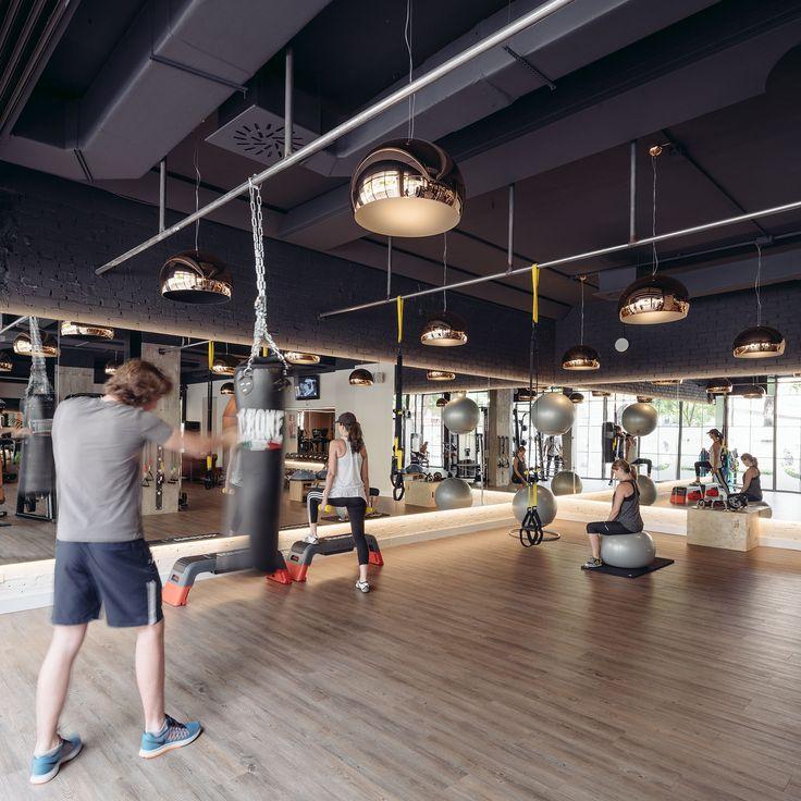 Reforma interior de local en Madrid para gimnasio o centro de entrenamientos personales