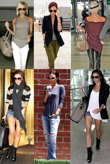 Victoria Beckham is always immaculately dressed.. love her designs too!