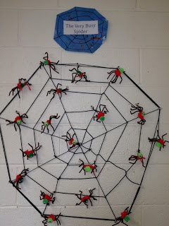 Mrs. Goff's Pre-K Tales: The Very Busy Spider
