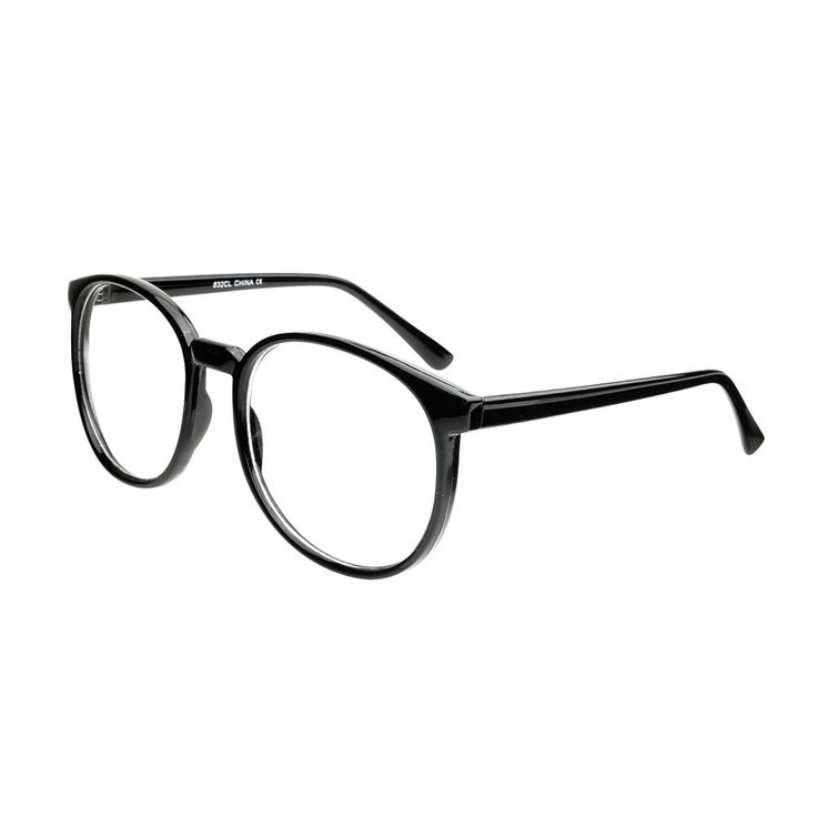 cheap frames glasses  Nerdy Large Retro Style Clear Lens Round Eye Glasses Frames R1720 ...