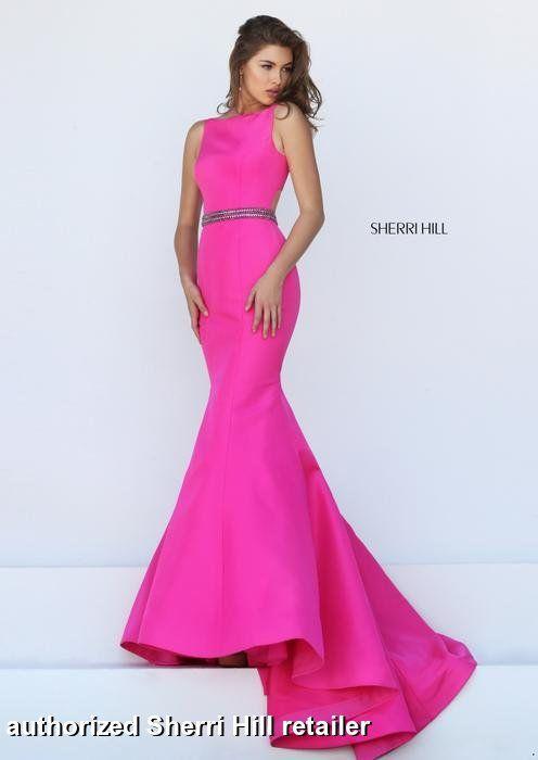 Mejores 159 imágenes de Sherri Hill en Pinterest | Vestido de baile ...