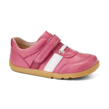 Bobux - I-Walk Up & Away Sports Shoe - Pink *WEB EXCLUSIVE* Was £39.99, Now £22.00