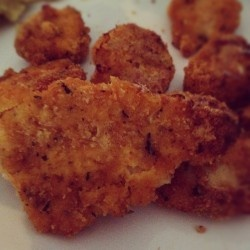 Paleo chicken nuggets, Chicken nuggets and Paleo on Pinterest