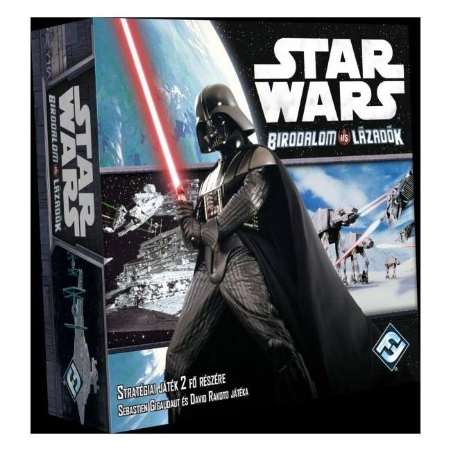 Star Wars: Birodalom VS lázadók - stratégiai társasjáték 14 éves kortól - Delta Vision