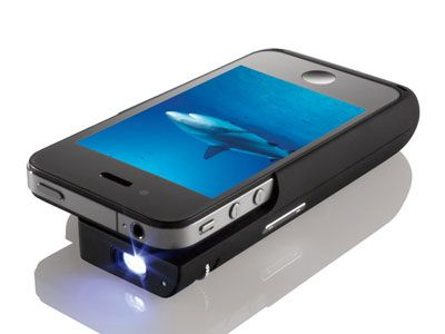 Instantly project an image or movie wherever you are with this cool gadget. #tech
