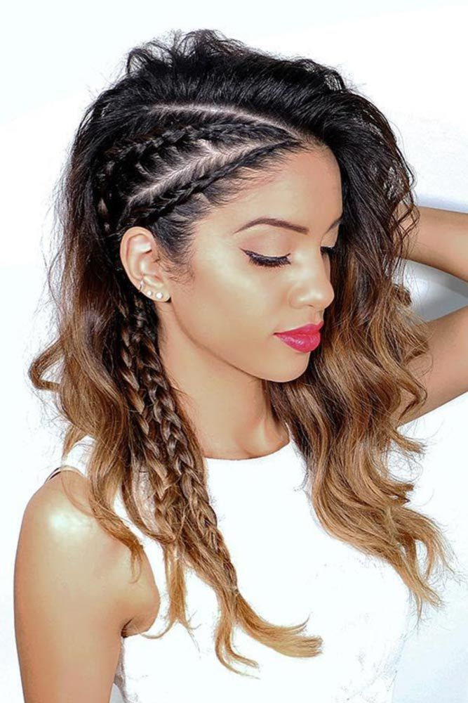 Everyday Easy Hairstyles for Spring Break ★ See more: http://lovehairstyles.com/easy-hairstyles-spring-break/
