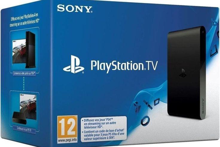 PlayStation TV, sistema que permite jugar con títulos de PlayStation Vita y PSP en la pantalla de un televisor usando un mando DualShock 3. Además, tiene soporte para la función Remote Play, por lo que puede poner en pantalla la imagen de una PlayStation 4 que esté en otro punto del hogar. También soporta PlayStation Now en los mercados donde este servicio está disponible, por lo que tiene acceso al catálogo de juegos de PlayStation 3 en la nube.