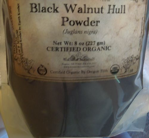 black walnut hair dye: eco alternative to chemical hair coloring