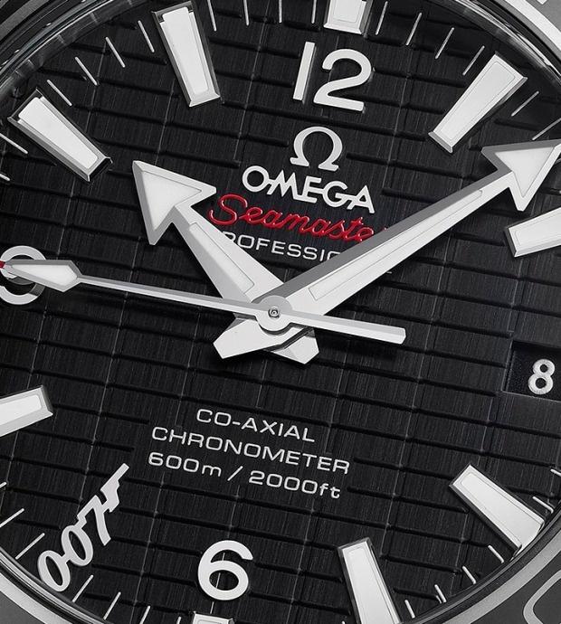 Omega - Seamaster Planet Ocean Skyfall