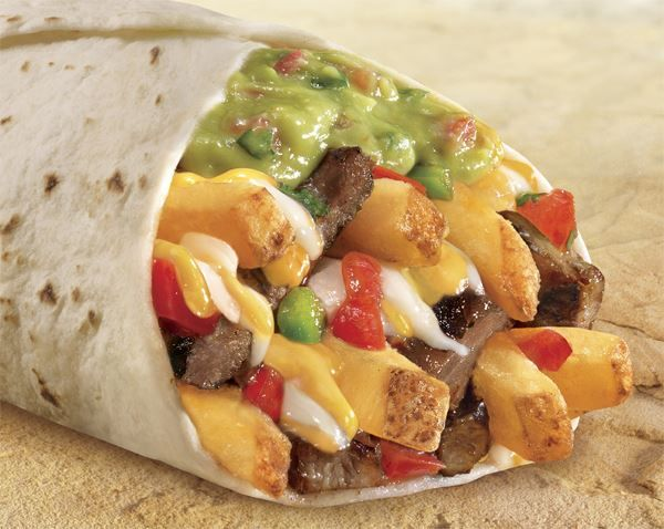 California is famous for many things. One of which is this #CaliforniaBurrito