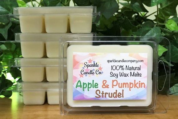 ❤️ HIGHLY SCENTED Wax Melt Bars Vegan Friendly Soy Wax Latest Scents