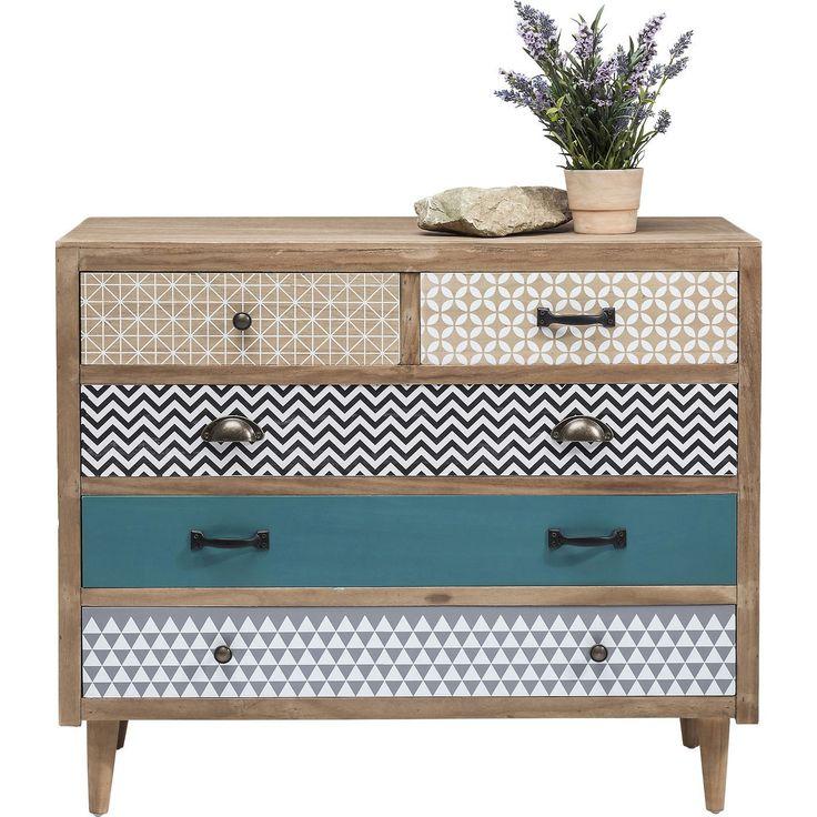 Dresser Capri 5Drw