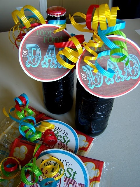 fathers day: Happy Father Day, Gifts Ideas, Fickl Pickled, Roots Beer, Father Day Gifts, Activities Day, Diy Gifts, Handmade Gifts, Roots Roots