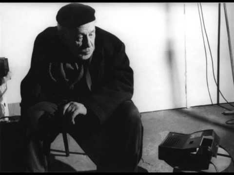 Josef Sudek a  Václava Chochola 40. léta film 8mm