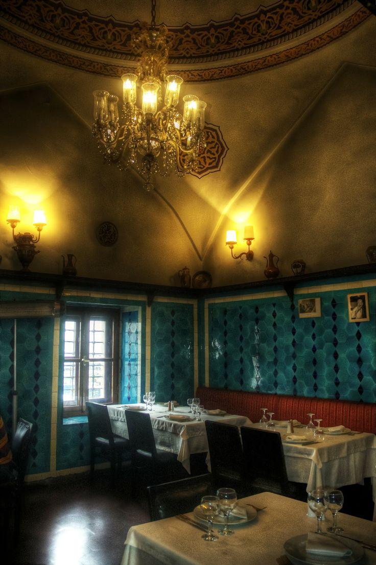 Pandeli Restaurant, Grand Bazaar, Istanbul