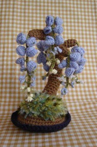 bonsai--would never make it, but it makes me smile!