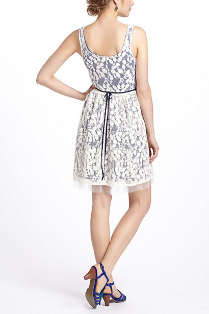 Vinca Minor Dress - Anthropologie.com