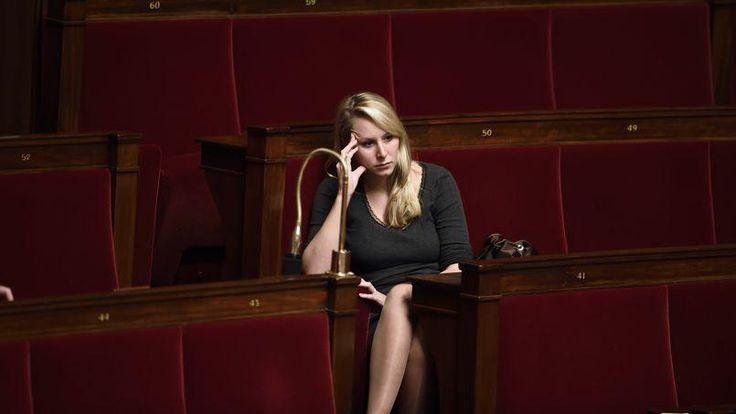 03.02.15 / Marion Maréchal-Le Pen valide la théorie du «grand remplacement» /  Sur BFM-TV, ce mardi, la nièce de Marine Le Pen a repris à son compte cette crainte de voir disparaître «les Français de souche», pourtant récusée par la présidente du FN / «Le concept de grand remplacement suppose un plan établi. Je ne participe pas de cette vision complotiste», avait tranché dans le JDD Marine Le Pen, le 2 novembre dernier. Une position claire mais contestée par l'extrême droite identitaire ...