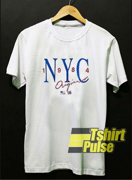 NYC 1984 Original t-shirt for men and women tshirt  8bcc706f41b