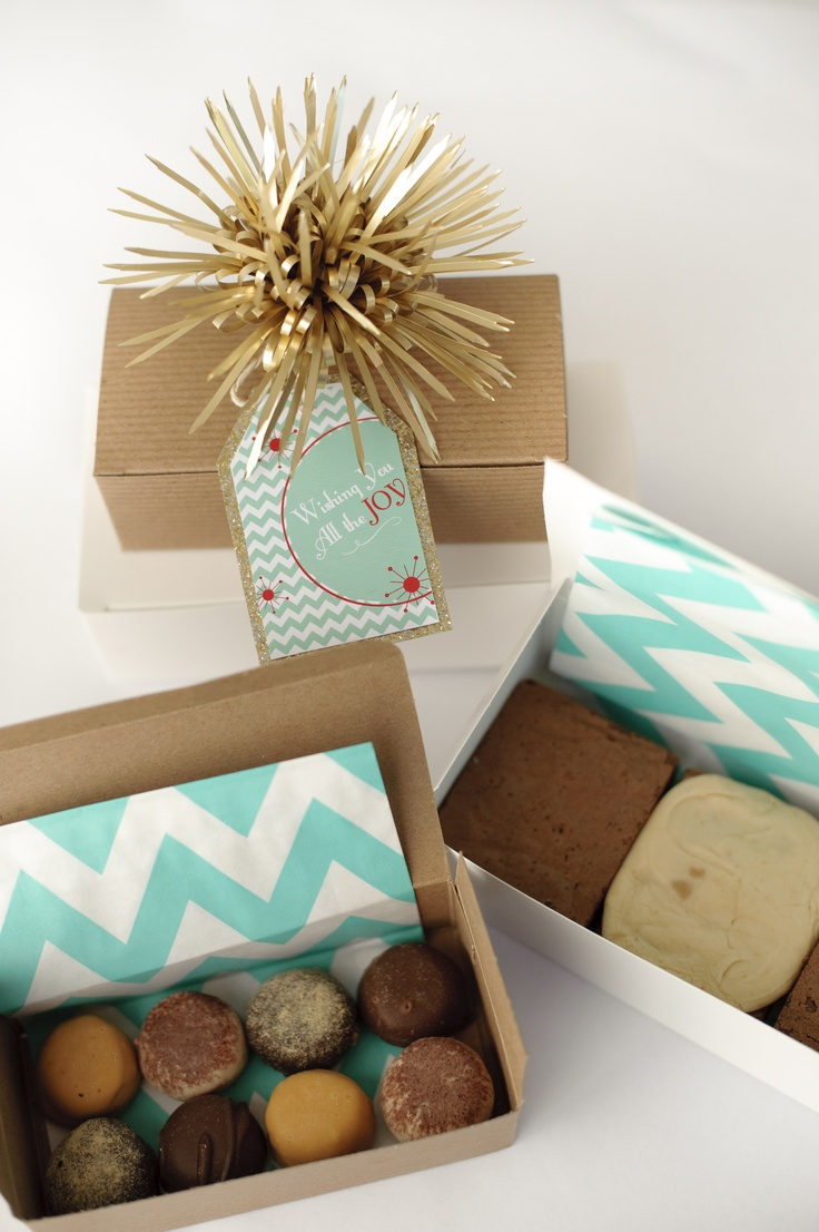 Christmas Party Favour Ideas Part - 43: Holiday Favors + Free Printables + Giveaway With QVC