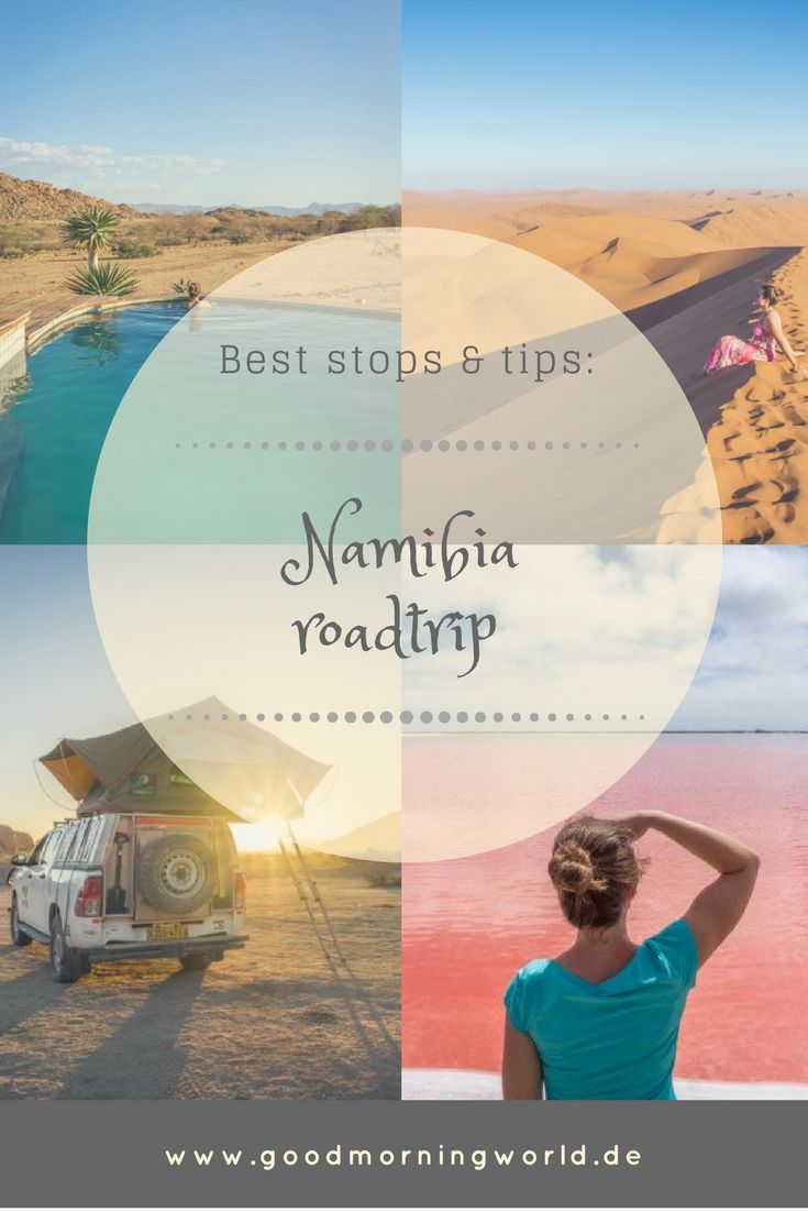 Knapp 4 Wochen waren wir im schönen Afrika unterwegs. Mehrere tausend Kilometer sind wir während unserer Namibia Rundreise durch die unterschiedlichsten und faszinierendsten Landschaften gecruist. Unsere Nächte verbrachten wir im Dachzelt unseres Jeeps, der Natur immer ganz nah. Welche Stopps uns ganz besonders gefallen haben, und was du auf gar keinen Fall verpassen solltest, das verrate ich dir jetzt!