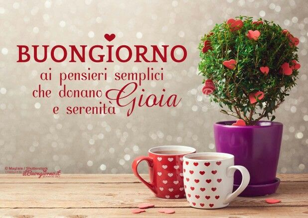 78 best images about buon giorno on pinterest tes for Top immagini buongiorno