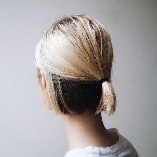bob hair styles for 1000 ideas about ponytail hairstyles on 4007