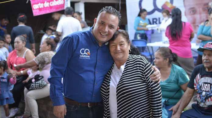 LEY PARA SANCIONAR NEGLIGENCIA DE GOBIERNOS, PARA EL BENEFICIO DE LA GENTE: CARLOS QUINTANA