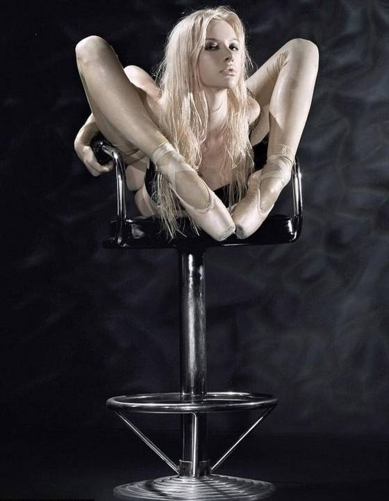 Russian flexi sex girl — img 10