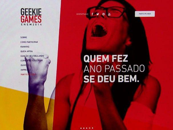 """Globo TV: """"Como Será?"""" Plataforma educativa ajuda alunos na preparação para a prova do ENEM"""