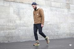 More looks by J'aime tout chez toi MEN: http://lb.nu/jaimetoutcheztoim  #sporty #street #menswear #fashionmen #bearded