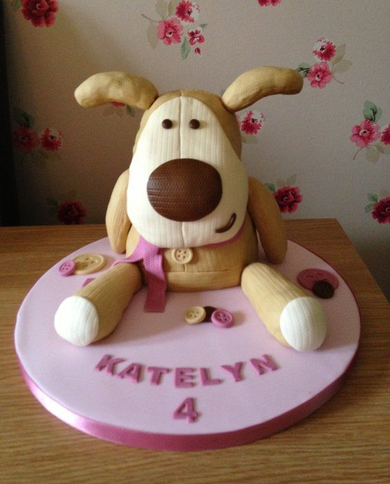 Boofle! - by Clairey's Cakery @ CakesDecor.com - cake decorating website