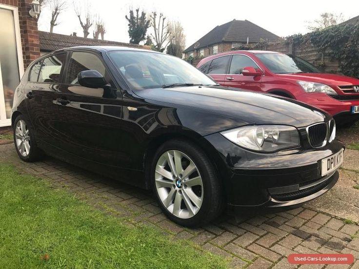 2011 11 BMW 1 SERIES 2.0 116d SPORT 5D 90000 Miles 2 Owners Full History 2 Keys #bmw #116 #forsale #unitedkingdom