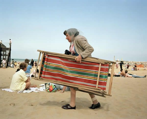 Life's A Beach by Martin Parr