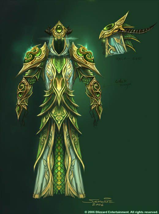 Dreamwalker armor - Samwise, Sons of the Storm. T3 druid ...
